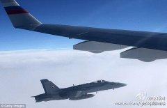 英媒:普京总统专机遭3架瑞士战斗机包围