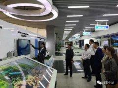 董红倜率队考察中兴通讯股份有限公司