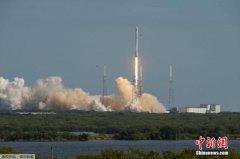 SpaceX申请发射四千余颗卫星 为全球提供互联网服务