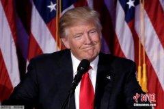 特朗普宣布新政府国家安全事务核心岗位人选