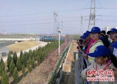 中国水周――40名郑州市民代表走进刘湾水厂探寻自来水的秘密