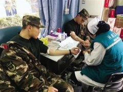 郑州季节性缺血 无偿献血他们在行动