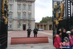 """英国白金汉宫将天价大修 在野党反对批""""太费钱"""""""