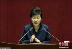 韩青瓦台:将通过特检调查证明朴槿惠无罪(图)