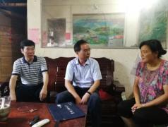 省教育厅副厅长尹洪斌调研脱贫攻坚及职业教育工作