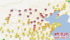 注意!沙尘暴预计29日零点前后侵袭郑州