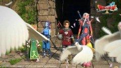 《勇者斗恶龙X》国服1.0任务完结 开放FF14联动