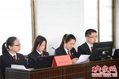 河南省首例食品安全检察公益诉讼案件在南乐县法院作出一审判决