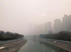 郑州启动重污染天气红色预警 想看到蓝天估计要到下周二