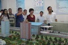 省政府副秘书长黄布毅调研职业教育和民办教育工作