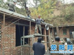 刘河镇顺利完成2017年度危房改造建设任务