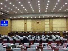 河南省人大常委会表决通过一批人事任免,何金平被任命为河南省副省长