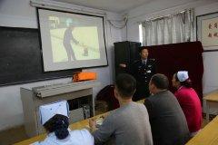 襄城县中医院举办消防安全知识讲座.