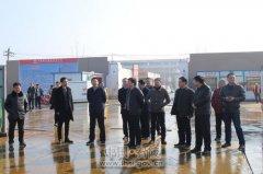 区委书记刘耀军调研全区环保攻坚工作并慰问环保攻坚一线工作人员