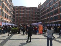 开发区劳动和社会保障局 组织企业参加校园招聘