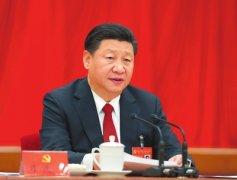 习近平在十九届中共中央政治局常委 同中外记者见面时强调