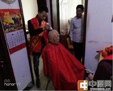 """惠济区刘寨街道兴隆社区开展""""浓情4月关爱困难人员""""活动"""