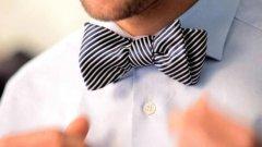 小身材,大作用,关于领结你需要知道的事