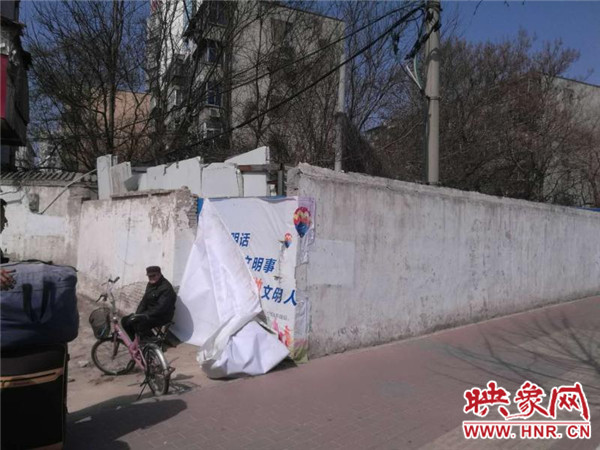 这样的地方以后将新建公厕,满足百姓需求。