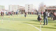 辉县市高级中学举办庆元旦趣味运动会 - 今日辉县 - 辉县市政务动态