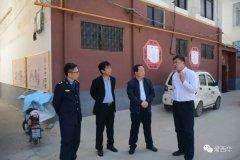 延津县综合行政执法局到西华县学习交流城市管理工作