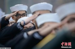 延坪岛炮击事件6周年 韩举行追悼仪式200余人出席