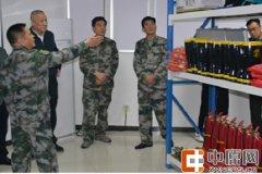 惠济区人武部召开2018年度民兵组织整顿工作现场观摩会