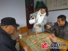 80后朱江:像对待自己父母一样对待老年人