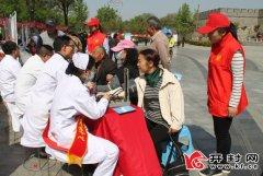 禹王台区第30个爱国卫生月暨健康宣传月活动昨日启动营造人人讲卫生人人爱卫生的良好氛围