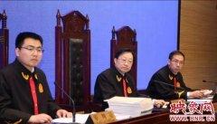 新郑古枣树环境公益诉讼案二审在郑州高校公开开庭