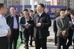 市长刘尚进主持召开第九次城建交通工程周例会