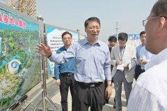 市长刘尚进专题调研市公共文化场馆建设工作