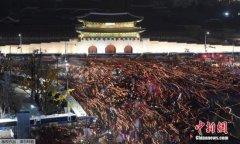 韩调查崔顺实女儿走后门 民众再集会吁朴槿惠下台