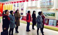 """县审计局于""""学雷锋月""""参观学习全国第一雷锋村――南街村"""