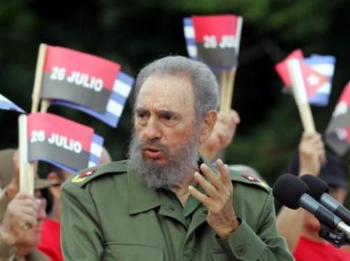 """得知卡斯特罗逝世的消息后,多国领导人都表达了哀悼之情。委内瑞拉总统马杜罗表示,""""我们要继续他的遗产,和他独立的标志。"""""""