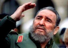 永远的革命领袖:卡斯特罗走了 精神遗产不朽