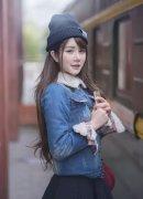 《龙武2》2.24美女玩家春日照