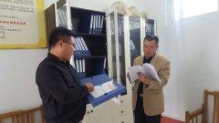 镇平县驻宣传部纪检监察组扎实有序开展各项工作
