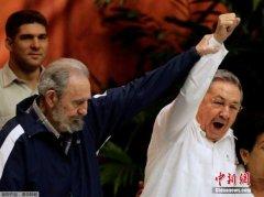 奥巴马哀悼卡斯特罗:美将继续向古巴伸出友谊之手