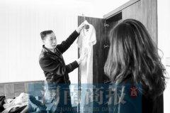 河南有种职业叫衣橱整理师 一小时收费两千月入过万