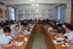 漯河市市县两级法院到西华县学习交流打击拒执工作经验