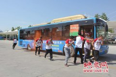 进入夏季火灾高发期 郑州公交车长教你如何在车辆起火后快速逃生