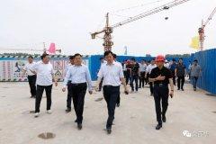 西华县举行2018年全县第一批百城提质城市基础设施项目观摩活动