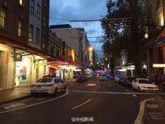 悉尼唐人街发生爆炸 10余人受伤