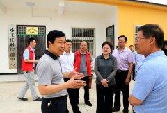 市委常委、常务副市长吉建军到我县调研脱贫攻坚工作