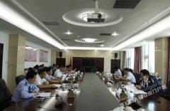王继周专题听取党建和社会综合管理指挥部工作进展情况汇报
