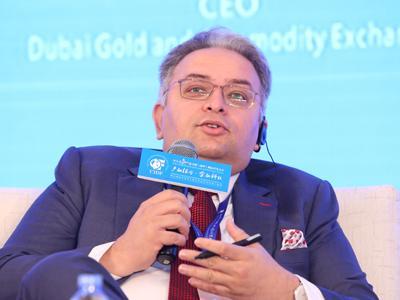 迪拜黄金与商品交易所首席执行官