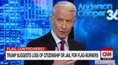 特朗普再次开炮CNN(图)