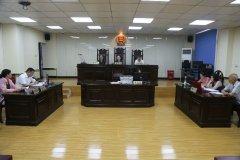 襄城县人民法院:庭审观摩常态化,深化内功提升庭审质量