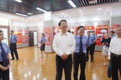 市长刘尚进带领有关部门负责同志到市人民检察院调研